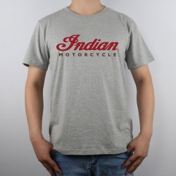 Indian Motorcycle tank logo indian motorcycle T-shirt Top Pure Cotton Men T shirt New Design High Quality