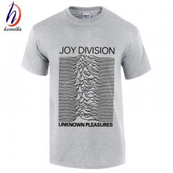 Joy Division 2017 Fashion Short Sleeve T shirt Men Brand Printed Cotton T-shirt Homme Top Tees Camisetas,GT053