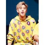 KPOP GOT7 Mark Just Right Cap Hoodie Bts Bangtan Boys Jungkook Pullover Unisex long sleeve Outerwears cotton blend sweatshirt