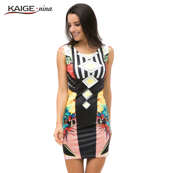 KaigeNina New Fashion Hot Sale Women Dress Prom Cocktail Party ...