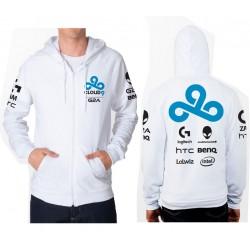 LOL Gaming Team Cloud 9 hood C9 Original Design Dota2 Fleece women Men Hoody cloud9 Hoodies sweatshirt  Casual game ESport