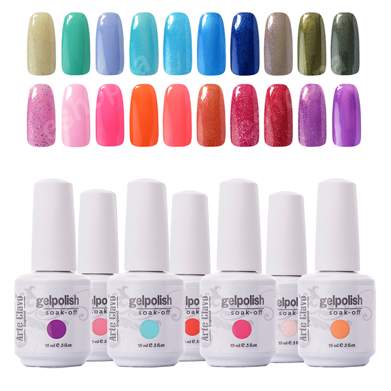 Gellux Nail Polish Ebay | Hession Hairdressing