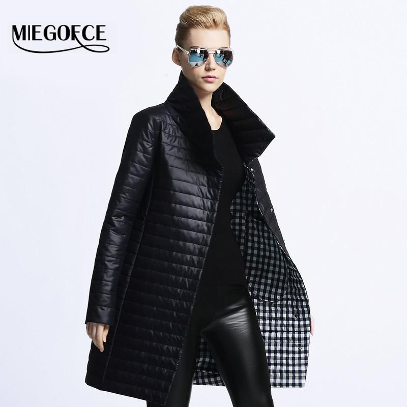 MIEGOFCE 2017 New Spring Jacket Parka Women Winter Coat