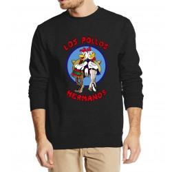 Men's Fashion sweatshirt Breaking Bad  2016 LOS POLLOS Hermanos autumn winter fashion hoodies tracksuit harajuku brand clothing