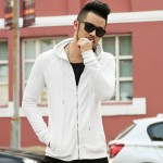Men's Hoodie Fashion Casual Men Hooded Jacket Mens Winter Coat Casual Jackets Men Sweatshirts Plus Size