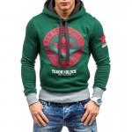 Men's Sportswear New 2017 Fashion Hooded Sweatshirts Brand Hoodies