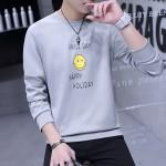 Mens 2017 New Fashion Brand Sweatshirt High Quality Spring Autumn Tracksuit Hombre Slim Fit Clothing Plus Size M-3XL