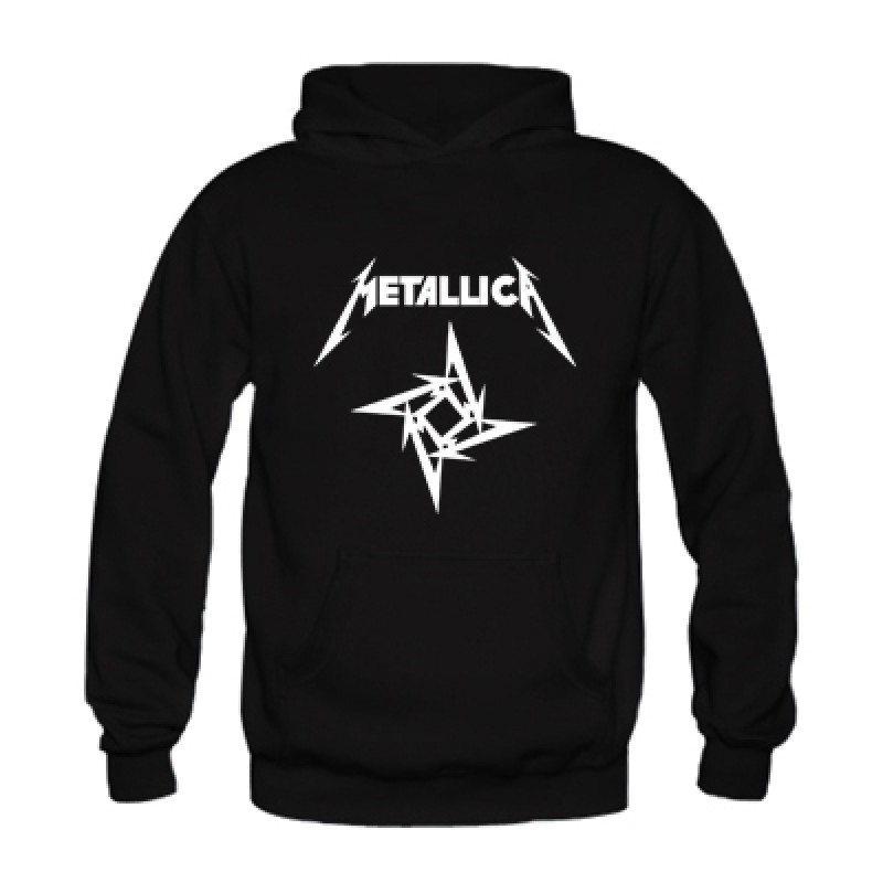 Metallica Rock New Arrival 2017 Men's Hooded Pullover Sweatshirt ...