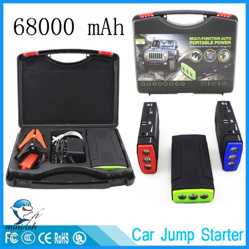 MiniFish Best Selling Products 68000mAh Battery Charger
