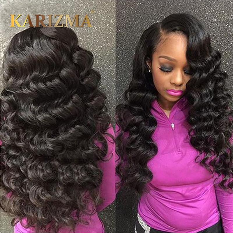 Mink Brazilian Virgin Hair Loose Wave 3 Bundles 10a Brazilian Loose