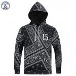 Mr.1991INC Autumn Winter Fashion Men's Sweatshirts Hooded Tops Print Cashew Flowers Casual lovely 3d Hoody Hoodies With Cap