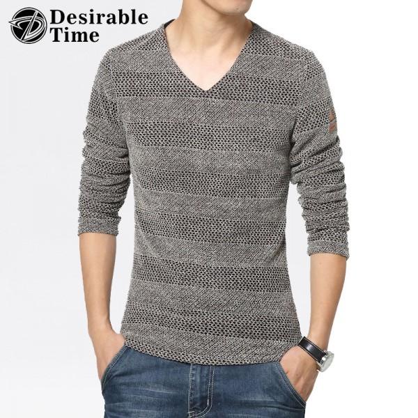 Multi-Color Long Sleeve T Shirt Men Slim Fit Autumn Mesh Casual T-Shirt Basic Style Hip Hop V Neck T Shirt Plus Size M-6XL C1972