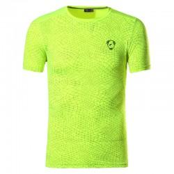 New Arrival 2017 Men Summer Designer T Shirt Casual Quick Dry Slim Fit Shirts Tops & Tees Size S M L XL LSL185