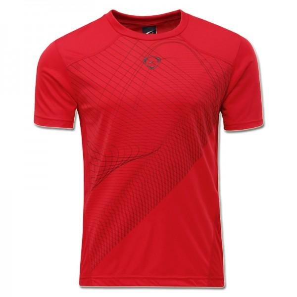 New Arrival 2017 men Designer T Shirt Casual Quick Dry Slim Fit Shirts Tops & Tees Size S M L XL LSL069
