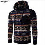 New Arrival Brand Hoodie Sweatshirt Men Spring Fashion Brand-Clothing Printed Hoodies Men Casual Slim Fit Male Sweatshirt