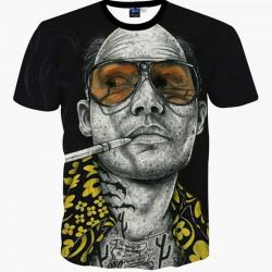 New Fashion Breaking Bad Printing Abstract T-shirts Men Casual 3D T Shirts Harajuku Tees Man Heisenberg Shirts Summer Clothing