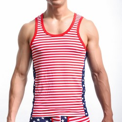 New Men Tank Top Casual Singlets Sweatshirts Mens Tee Shirts Stringer Sleeveless Muscle Tops Hip Hop Vest Gyming Fitness Tanks