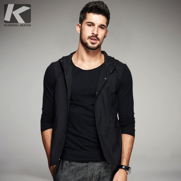 New Spring Mens Fashion Hoodies Brand Clothing Patchwork Cardigan Jacket Man's Slim Clothes Male Wear Tracksuit Suits