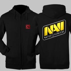 New fashion Sweatshirt autumn winter men Dota 2 Natus Vincere heroes long sleeves Dota2 Alienware hooded Gamer thick jacket man