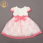 Nimble Dresses For Girls Cute Blue Flower Princess Party Dress Ball Gown