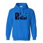 Parkour print Extreme men sweatshirt autumn winter casual streetwear hip hop fitness hoodies homme cotton fashion brand clothes