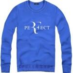 Plus size xxxxl hoodies men women federer perfect printing o neck long sleeve pullover sweatshirt casual fleece sweatshirts