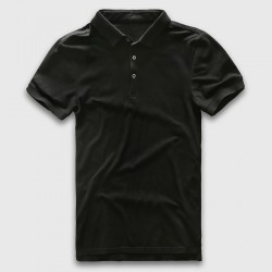 Polo Shirt Men Slim Fit Luxury Polo Men Short Sleeve Solid Cotton Business Casual Fashion Jerseys Brand Summer Polo Man