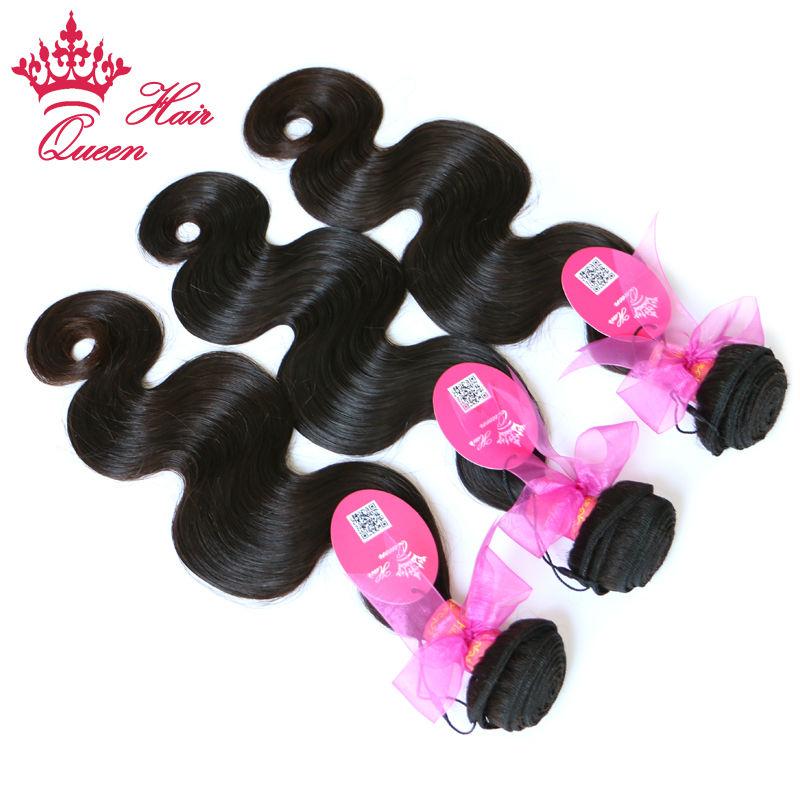 Queen Hair Products Brazilian Virgin Hair Body Wave Brazilian Hair