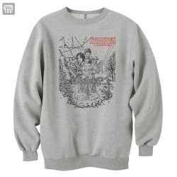 STRANGER THINGS 011 eleven upside down grey sweatshirts thicken long sleeve top casual clothes