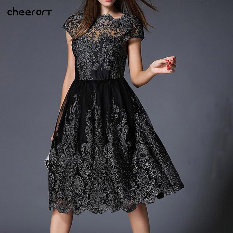 Sequin Party Evening Elegant Dress Women Summer Plus Size Blackred