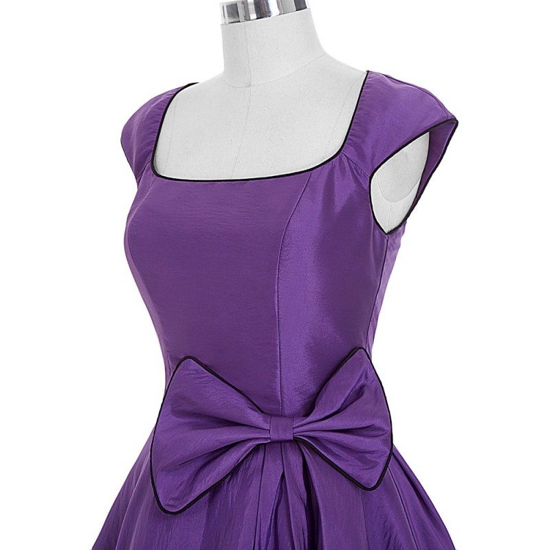 Sexy Summer Dress Vestidos Sleeveless 1950s Party Swing Dresses Plus ...