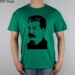 Stalin t-shirt Top Lycra Cotton Men T Shirt