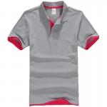 T-shirt Men 2017 New Mens Brand Shirts For Men Cotton Casual Solid Short Sleeve Shirt Jerseys Tee Tshirt Male Tops Boys