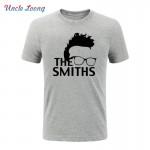 The Smiths T Shirt Vintage 80'S Morrissey Retro Print Sheila White Rock Punk Rock Print T-Shirt Cotton Multi color optional