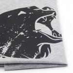 Top quality o short sleeve print casual bear print T shirt for men 2015 -neck CASUAL men tshirt T01
