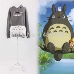 Unisex Sweatshirt Totoro Jacket Animal Pullover Pikachu Hoodies Cartoon Cosplay Costumes For Men/women ropa mujer