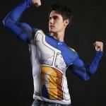 Vegeta T-shirts fitness Compression shirt Dragon Ball Z T-shirt 2017 Crossfit t shirt Anime Camiseta Cosplay Costume ZOOTOP BEAR