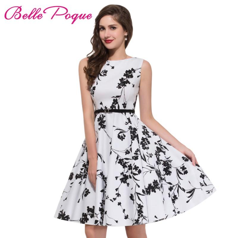 Women 2XL 3XL Plus size Vintage Dress Rockabilly Dresses ...
