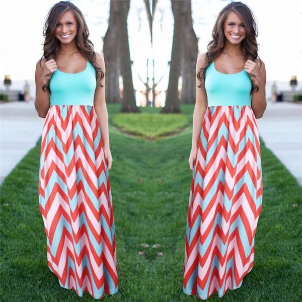 Women Summer Beach Boho Maxi Dress 2016 High Quality Brand ...