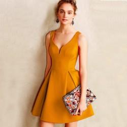 Women Summer Dress 2017 plus size clothing Audrey Hepburn Fashion  V-neck Slim elegant retro Dresses  Vestidos