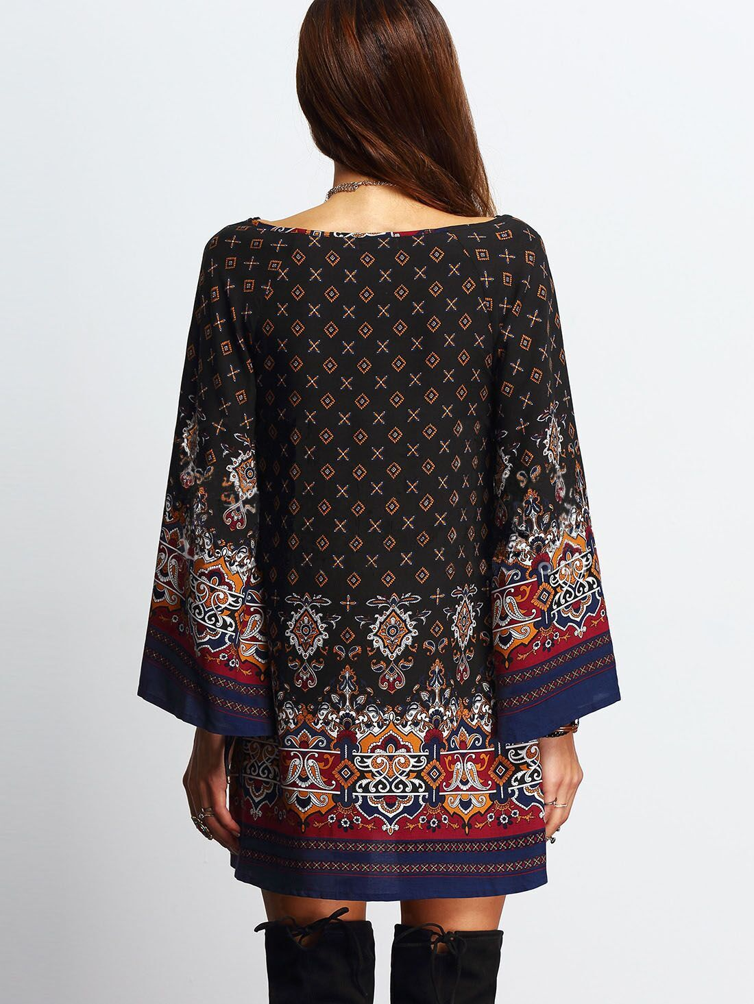 2016-Summer-new-European-retro-ethnic-Baroque-printing-women-clothing-loose-floral-blouse-Casual-Bea-32656935036