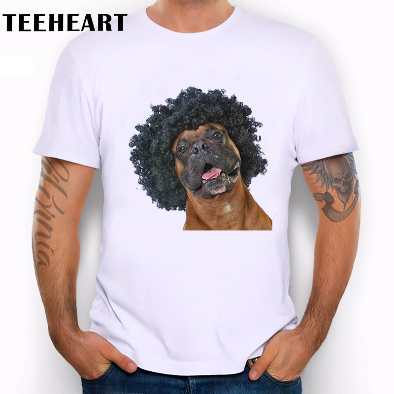 2017-Cool-New-Retro-Men39s-funny-French-Bulldog-Print-T-shirt-Summer-Hipster-Brand-Graphics--Top-Tee-32772924815