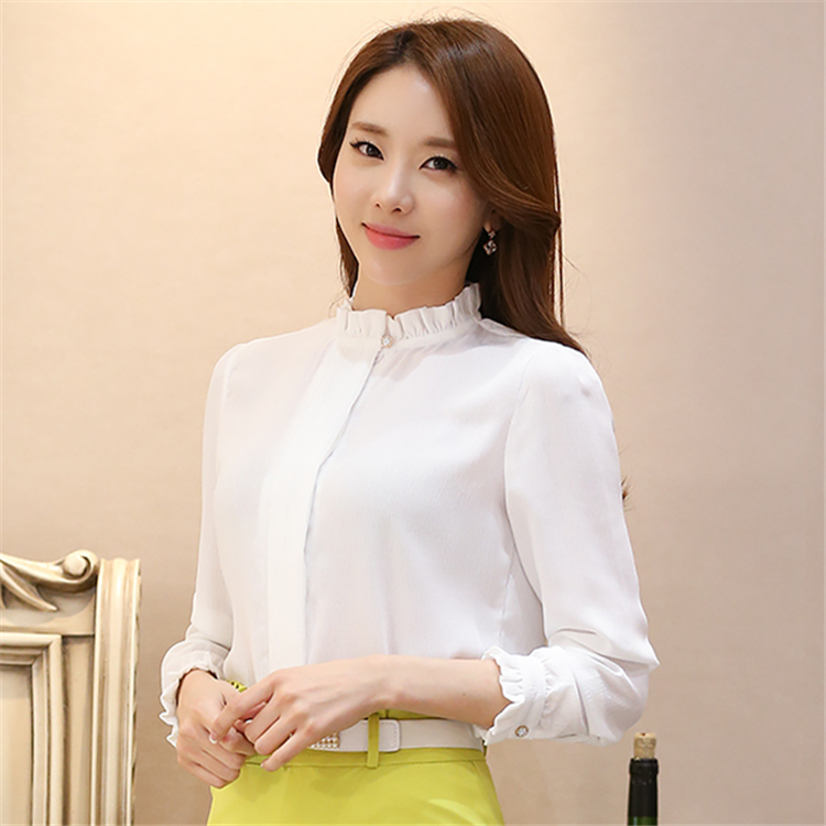 2017-Spring-summer-new-arrival-white-color-women-blouse-long-sleeved-cotton-slim-casual-pure-shirt-t-32740698753