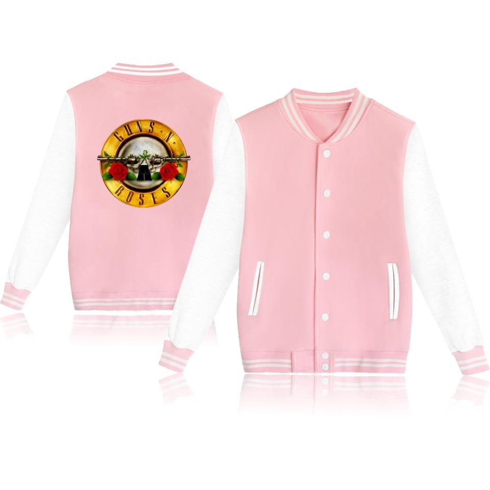 BTS 2017 GUNS N ROSE Jacket Hot Sale Men and Women Winter