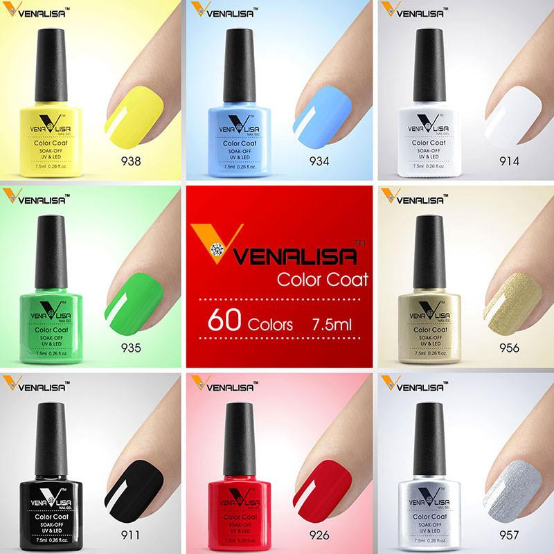 CANNI Nail Gel Polish High Quality Nail Art Salon Tips 61508 60 ...
