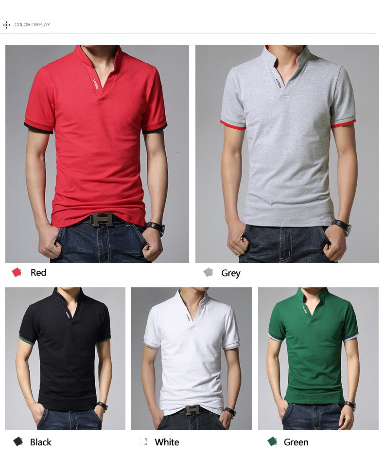 Hot-Sale-2017-New-Summer-Fashion-Mens-T-Shirts--V-Neck-Slim-Fit-Short-Sleeve-T-Shirt-Mens-Clothing-T-32628851911