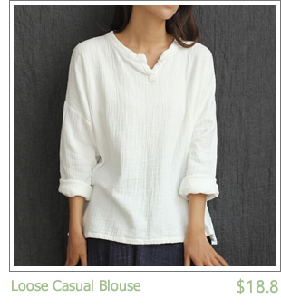 Long-sleeve-V-neck-Linen-Blouses-Women-Mori-girl-Loose-Casual-Shirt-Solid-White-Blouses-Chinese-styl-32570847444