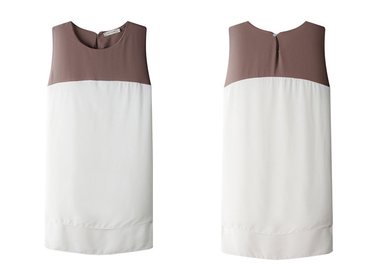 SexeMara-Sexy-Chiffon-Dress-Cheap-Clothes-China-Ladies-Sleeveless--Double-Stitching-Color-Irregular--32788842598