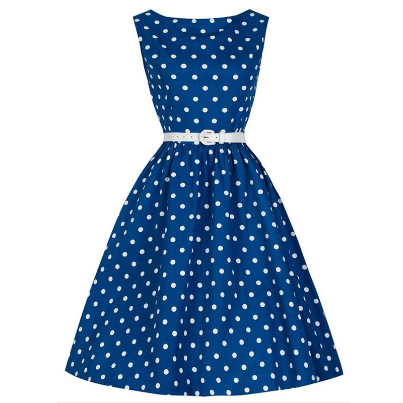 Sisjuly-vintage-summer-women-dresses-with-dot-party-dresses-with-leather-sashes-sleeveless-women-cut-32781735850