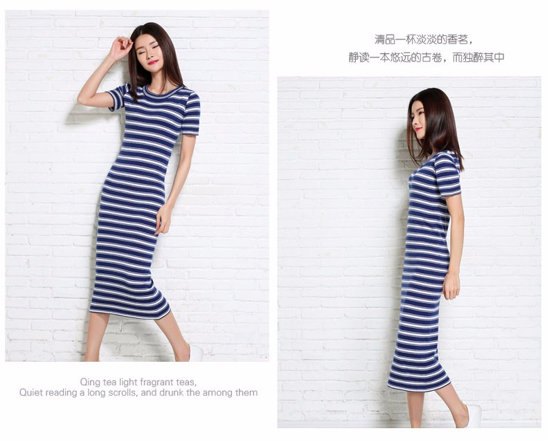 Summer-NEW-Women39s-Cashmere-blended-Silk-Dress--vest-Slim-round-neck-knit-Long-section-striped-Vest-32676407933